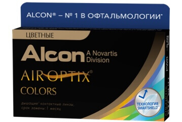 ALCON® AIR OPTIX® COLORS