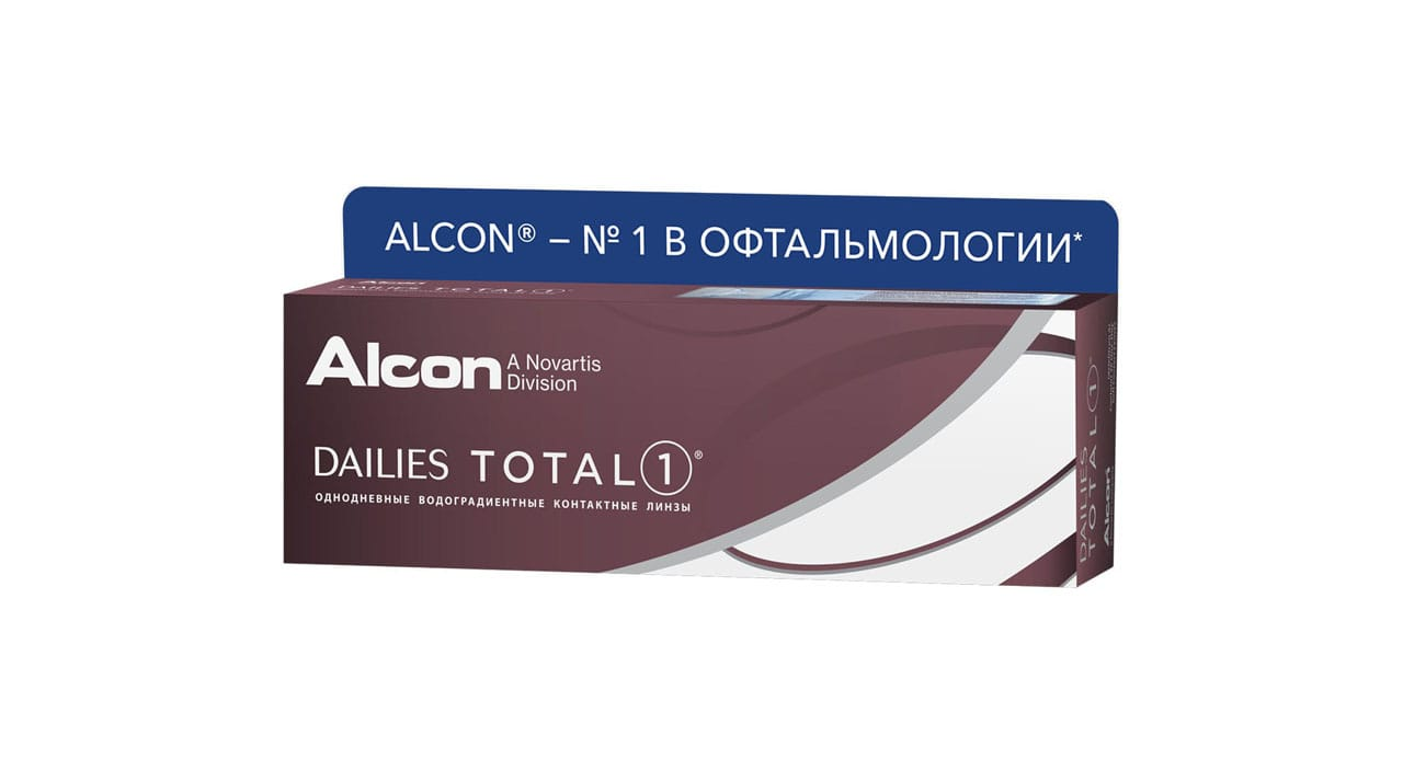 Alcon® Dailies Total1®