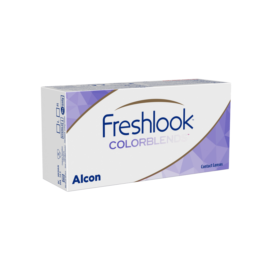 ALCON® FRESHLOOK® COLORBLENDS®
