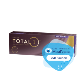ALCON® DAILIES TOTAL1® MULTIFOCAL