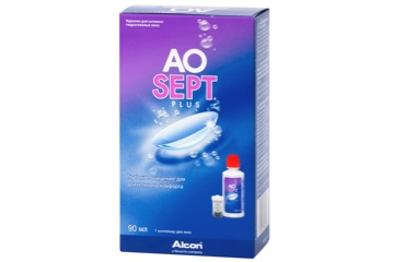 ALCON® AOSEPT® PLUS
